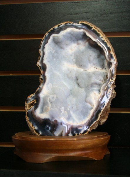 $155 Geode On a Base