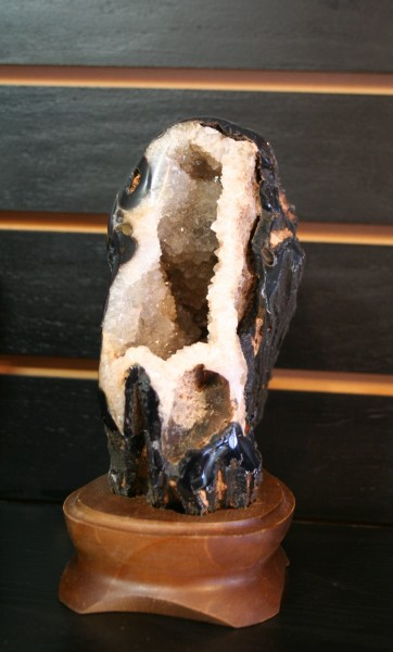 $85 Geode On a Base