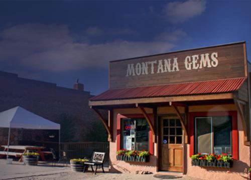 Located in Philipsburg, Montana Gems is near the Gem Mountain sapphire deposit.