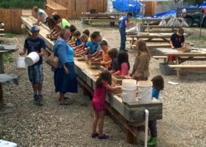On-site mining, family activity, gem hunting | Montana Gems of