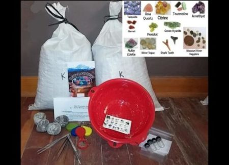 Gravel Party Pack