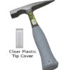 Heavy duty rock-hammer with pick to dig out those treasures!